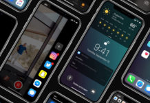 Как включить темную тему на iOS 13