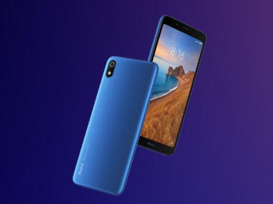 цена Xiaomi Redmi 7A