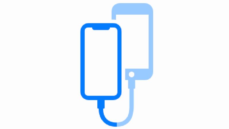 iOS 13 способ передачи данных