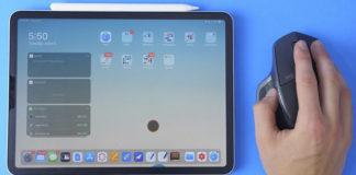 мышь к iPad