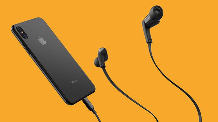 Наушники Belkin RockStar для iPhone