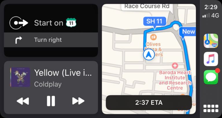 CarPlay в iOS 13