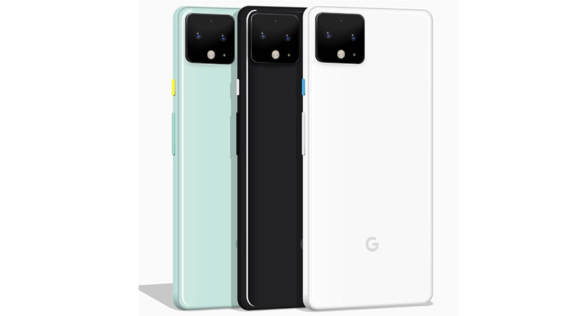 Google Pixel 4 и 4 XL