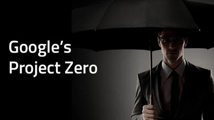 Project Zero Google iPhone