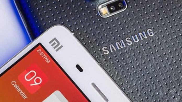 Samsung и Xiaomi