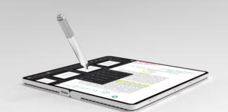Dell запатентовал гибкий ноутбук