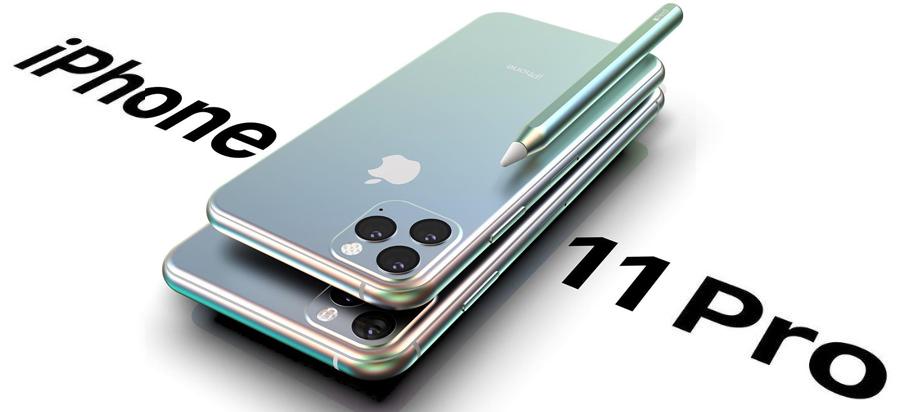 iPhone 11 стилус