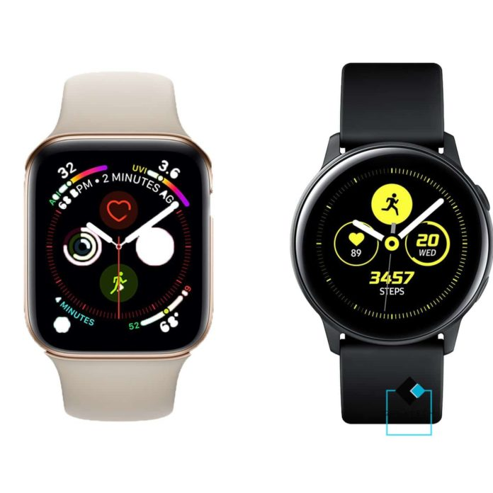 Apple Watch 4 или Samsung Galaxy Watch Active 2
