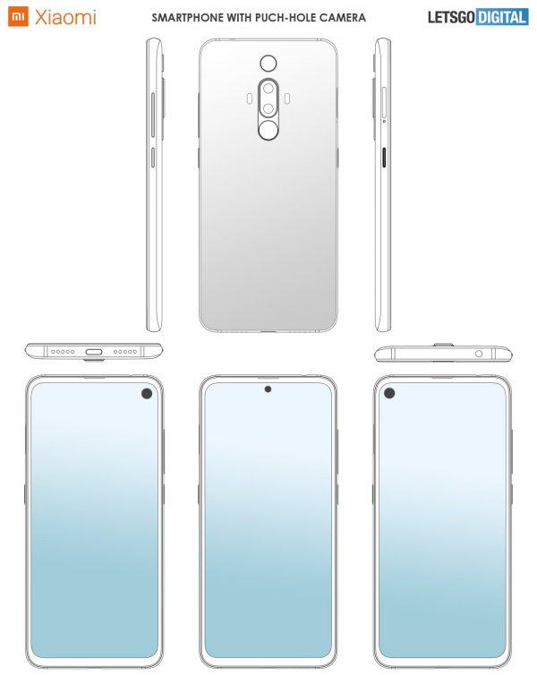 Xiaomi запатентовала
