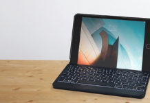 iPad mini 5 клавиатура