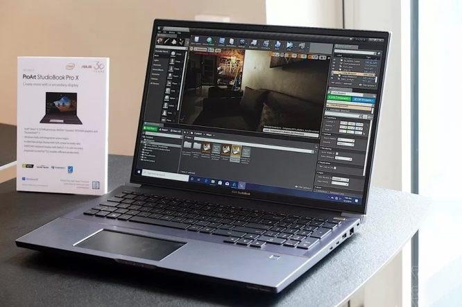 ASUS ProArt StudioBook X