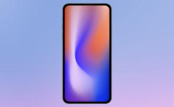 Дизайн iPhone 2020