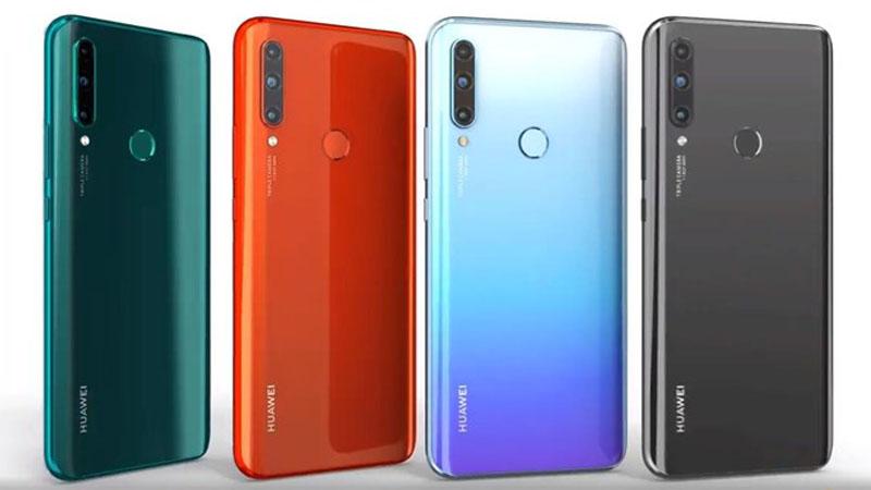 цвета Huawei 10 Plus