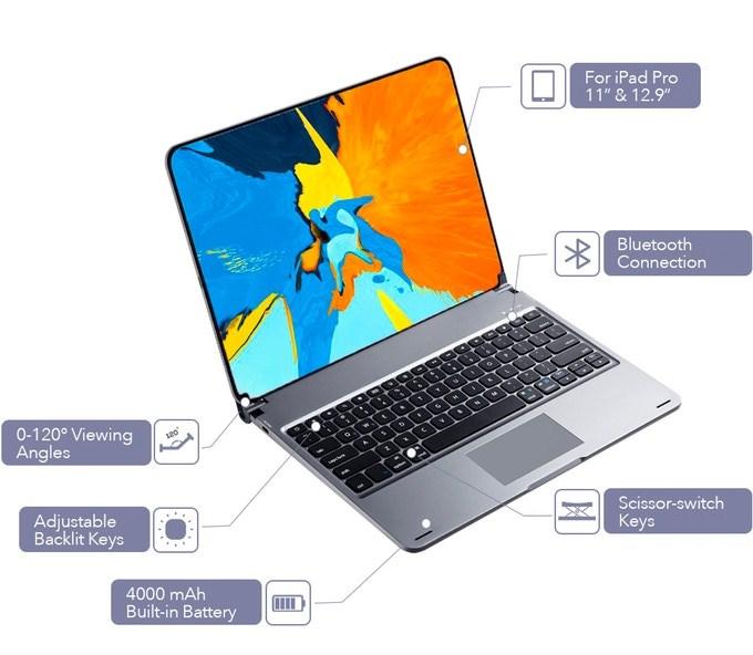 Клавиатура Libra для iPad