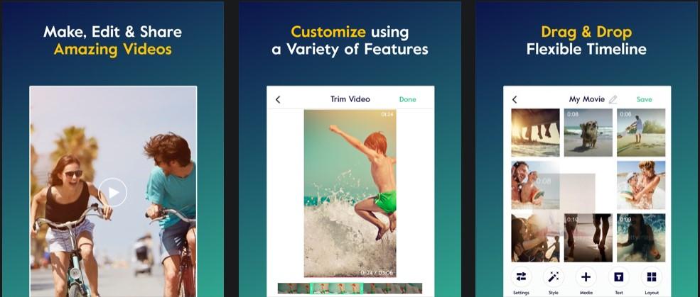 Приложение Magisto Video Editor