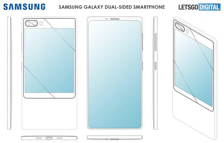 Патент Samsung Galaxy S11e