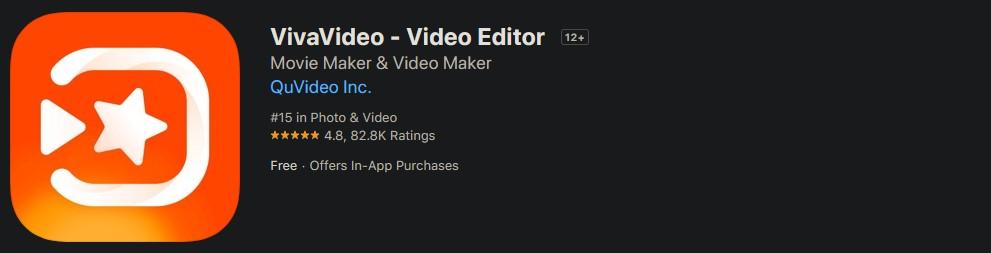Приложение VivaVideo