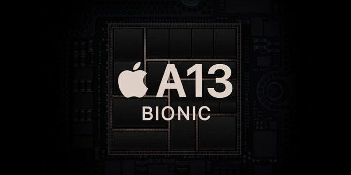 Процессор A13