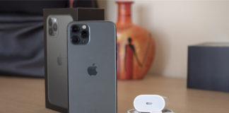 iPhone 11 Pro/Pro Max тест