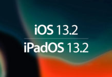 iOS 13.2 iPadOS 13.2