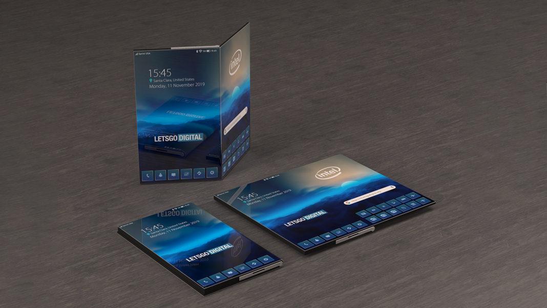 смартфон Intel