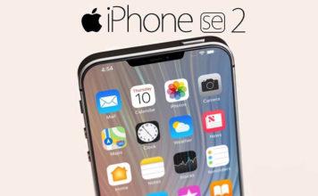 дата презентации iPhone SE 2