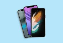 абстрактные обои iPhone