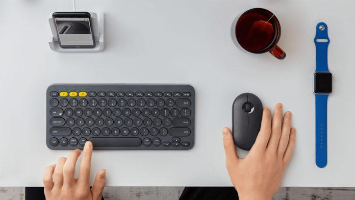 Bluetooth-мышь или трекпад на iPad