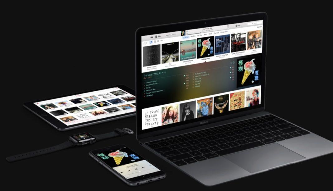 Apple устройства