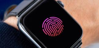 Touch ID в Apple Watch 6