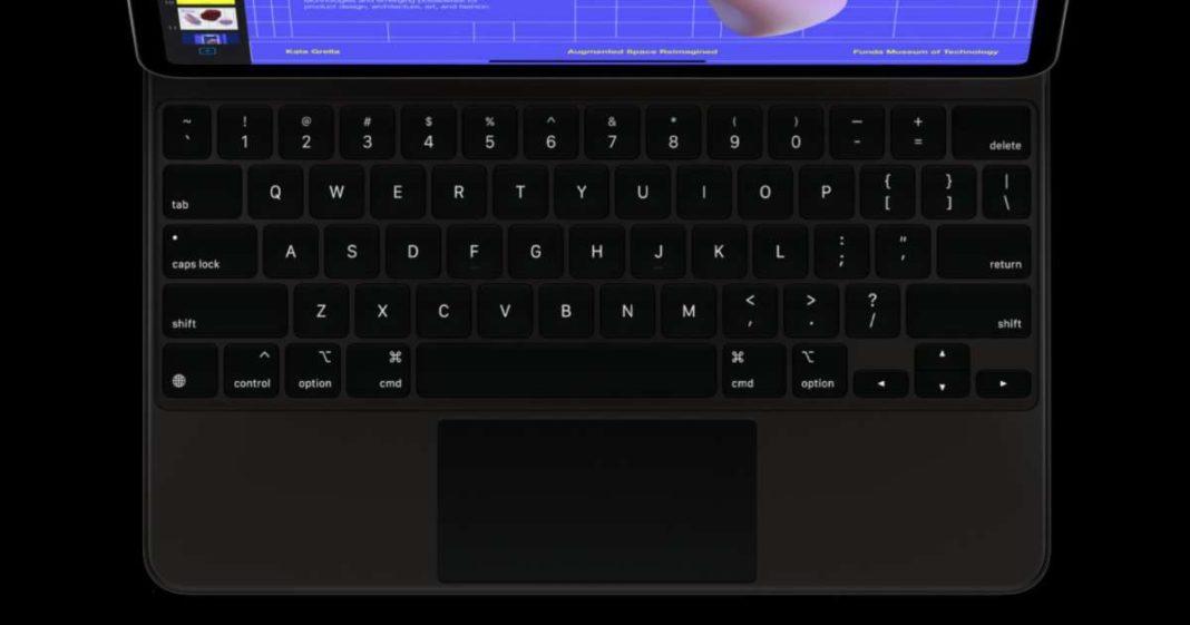 Трекпад iPad Pro 2020