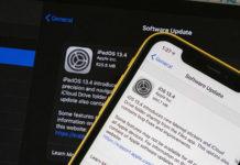 iOS 13.4 и iPadOS 13.4