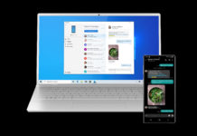 Your Phone для Windows 10