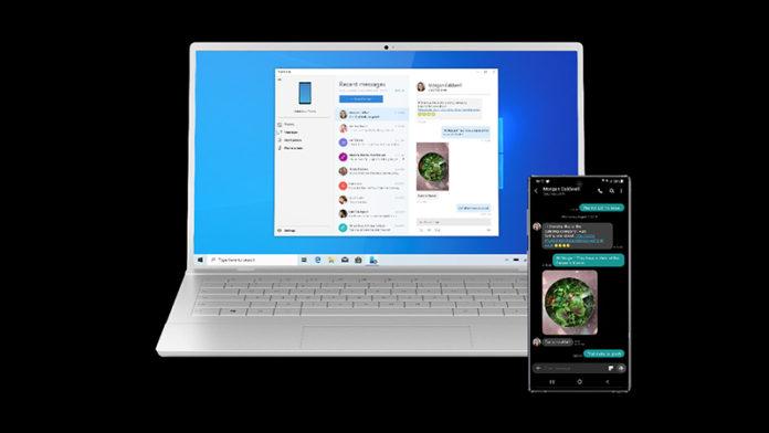 Your Phone для Windows 10