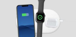 Новая зарядка AirPower от Apple