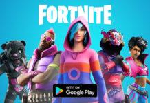 Fortnite появился в Google Play Store