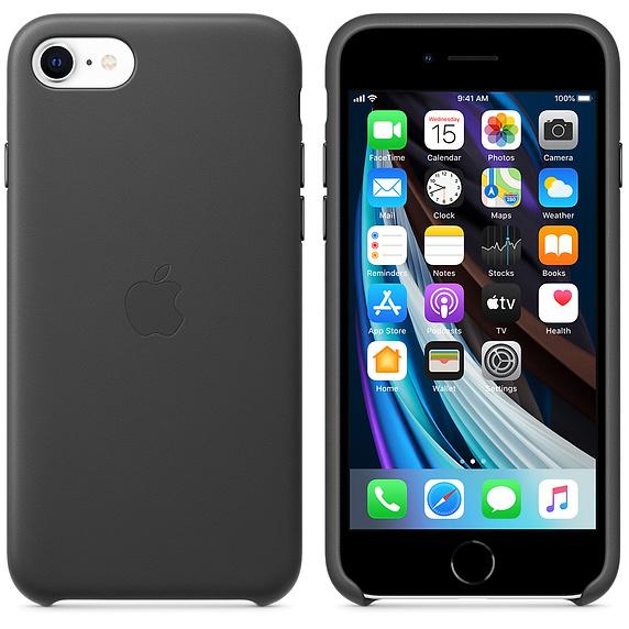 кожаный чехол для iPhone SE (2-е поколение)