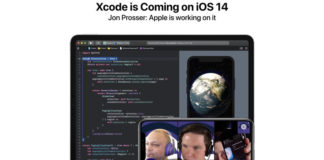 Apple Xcode iOS iPadOS