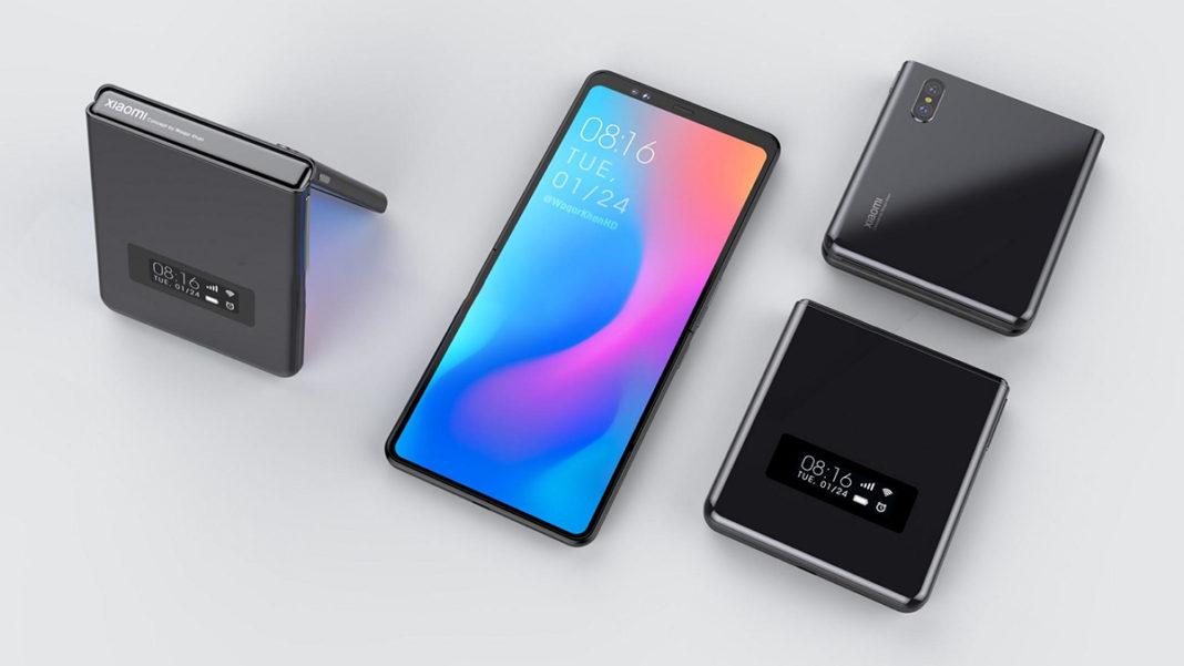 Xiaomi конкурент Samsung Galaxy Z Flip