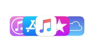 Сервисы Apple