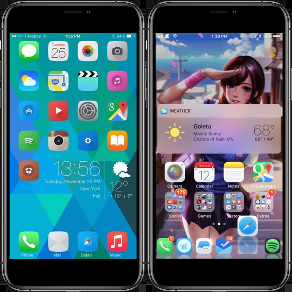 Новая iOS 14 позаимствует две функции с Android