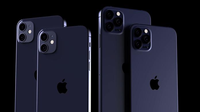 прототипы iPhone 12