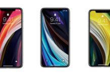 обои iPhone SE 2 (2020)