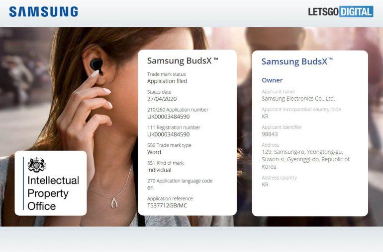Samsung BudsX