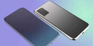 Samsung запатентовала новый безрамочный дисплей