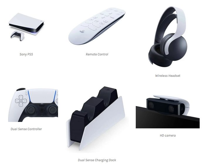 Sony PlayStation 5 и аксессуары