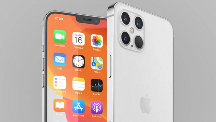 детали дисплеев Apple iPhone 12