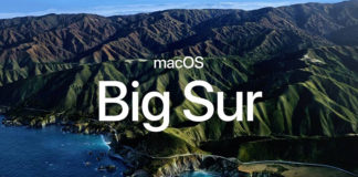 MacOS Big Sur Apple