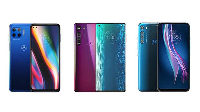 Moto G 5G Plus vs Motorola Edge vs Motorola One Fusion+