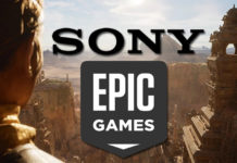 Sony Epic Games